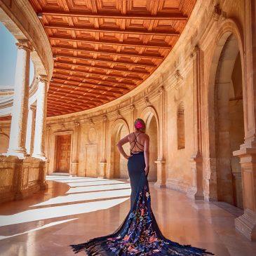 Un paseo por la Alhambra…