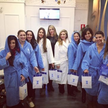 "Aurea Clinic ""BeautyParty""- Blogguers…"