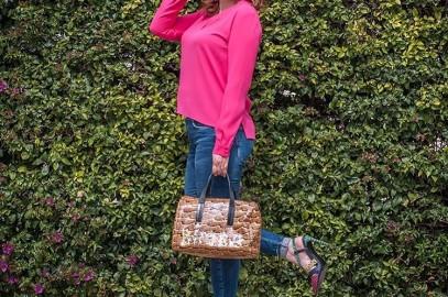 Rosa Yarrow, color de tendencia 2017 según Pantone…