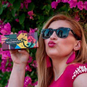 Me encantan mis nuevas gafas  tribute Madonna!! skullriderinc wwwskullriderinccomhellip