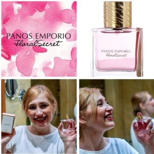 Mi favorita Floral Secret by panosemporio es un perfume femeninohellip