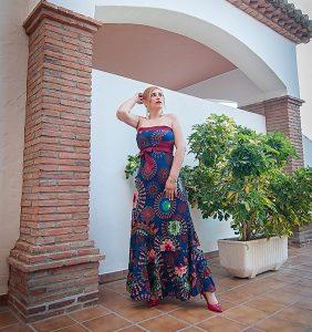 Buenas noches!!! Que tal el domingo?? Me encantan los vestidoshellip