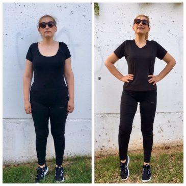#reto -10 kilos en 10 semanas con GLOBALDIET.