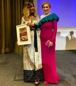 Que gran noche en los premios 7galablogosur gracias blogosur porhellip