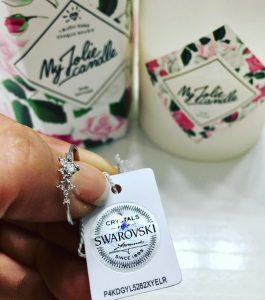 Conocis la coleccin de velasjoyas francesas de myjoliecandle ? Enamoradahellip
