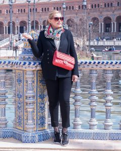 Good morning!! Welcome March sevilla plazadeespaa march outfit outfitoftheday itgirlstylehellip