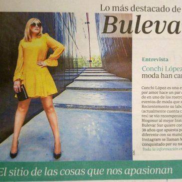 Entrevista para el Bulevar Sur y ABC Sevilla…